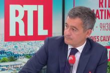 Le ministre de l'Intérieur, Gerald Darmanin, invité de RTL, le 15 septembre 2021