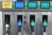 Le prix du gasoil au litre a augmenté de 24,6 centimes en un an