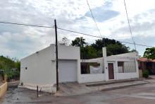 La maison d'El Chapo au Mexique