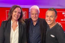 Jade, André Dussollier et Eric Dussart