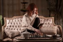 """Anya Taylor-Joy dans la série """"Le jeu de la dame"""" (Netflix)"""