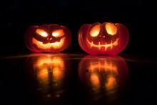 La citrouille est l'emblème d'Halloween par excellence