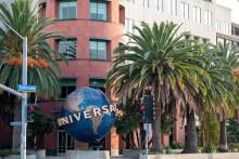 Le siège du groupe Universal music en Californie, aux États-Unis (image d'illustration)