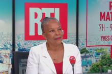 Christiane Taubira est l'invitée de RTL