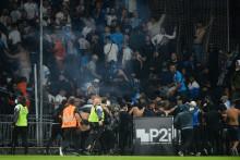 Une bagarre a éclaté ce mercredi soir entre supporters marseillais et angevins