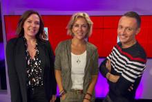 Jade, Corinne Touzet et Eric Dussart