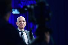 Jeff Bezos, fondateur de Blue Origins