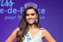Diane Layre élue Miss Île-de-France 2021