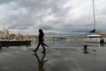Le Vieux-Port de Marseille, le 4 octobre 2021.
