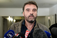 Frédéric Péchier, anesthésiste de Besançon soupçonné de 24 empoisonnements dont neuf mortels.
