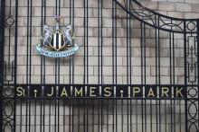 Le Saint James Park, où évoluent les joueurs de Newcastle
