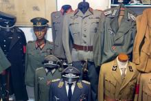 Les photos de la collection nazie découvertes par la police brésilienne au domicile d'un homme soupçonné de pédophilie