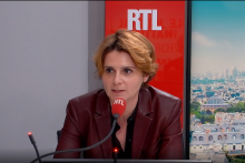 Caroline Fourest au micro de RTL