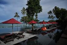 Un hôtel de Phuket, en Thaïlande, le 1er juillet 2021