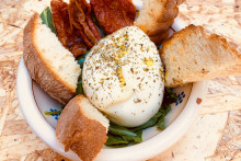Comment déguster une mozzarella autrement qu'en salade ?