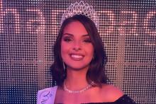 Léna Massinger a été élue Miss Champagne-Ardenne 2021 le 15 octobre