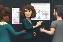 Facebook Workrooms est un embryon de métavers permettant aux salariés d'une entreprises d'échanger à distance de façon plus naturelle