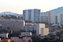Le couple enseigne dans les quartiers nord de Marseille (photo d'illustration).