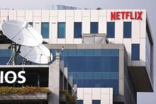 Le siège de Netflix, à Los Angeles
