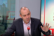 Laurent Berger était l'invité de RTL jeudi 21 octobre.