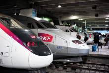 La Gare Montparnasse à Paris, d'où part la plupart des trains en direction de l'axe Atlantique