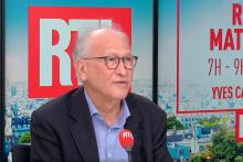 Alain Fischer sur RTL