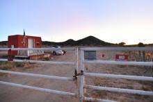 """Bonanza Creek Ranch, lieu de tournage du film """"Rust"""" au Nouveau-Méxique"""