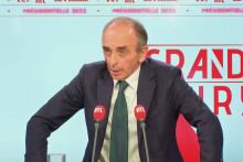 L'INTÉGRALE - Eric Zemmour est l'invité du Grand Jury (24/10/21)