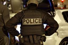 Un policier de la brigade anti-criminalité (illustration)