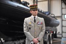 Christophe Gomart à Lanester le 18 janvier 2013