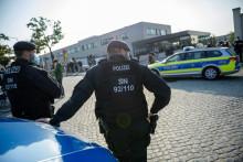 Des policiers en Allemagne (illustration)