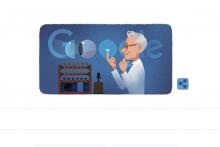 Mercredi 27 octobre, Google met à l'honneur Otto Wichterle sur un nouveau doodle.
