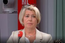 Isabelle Fouillot au micro de RTL