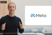 Facebook devient l'entité Meta