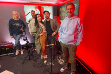 Lilly Wood and the Prick dans Le Double Expresso RTL2 (21/05/21)