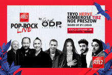 Tryo, Hervé, Kimberose, Tibz, Noé Preszow à l'affiche du RTL2 Pop-Rock Live by Festival ODP