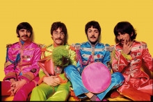 """The Beatles période """"Sgt. Pepper's Lonely Hearts Club Band"""""""