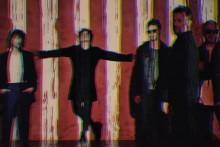 """Visuel de la première vidéo de """"Station 13"""" d'Indochine"""