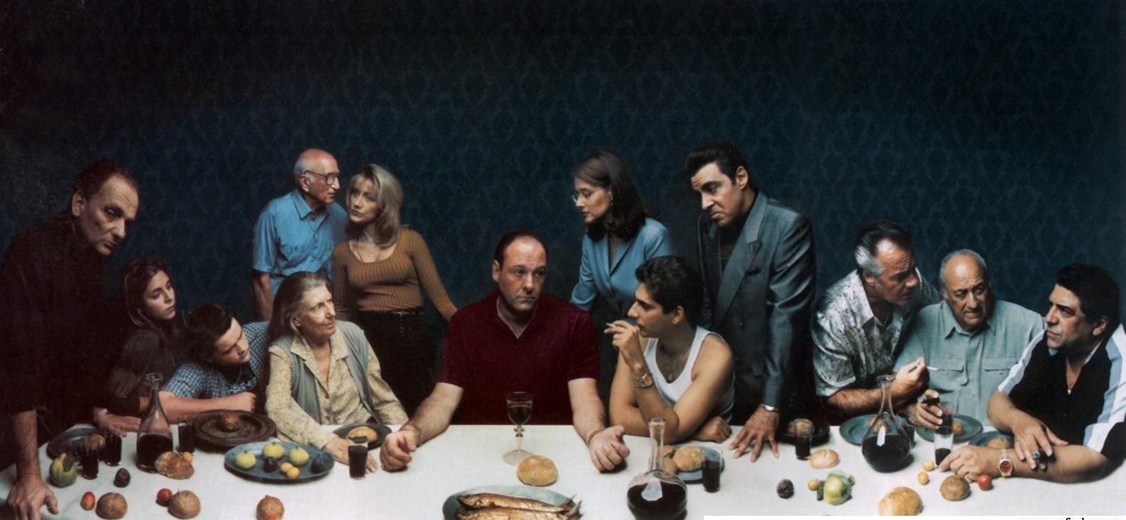 """""""Les Soprano"""" est la 6e meilleure série de tous les temps"""