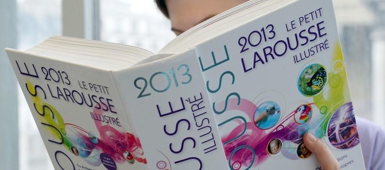 Le mot vapoter entre dans le dictionnaire Larousse.
