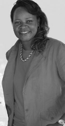 Mélina Seymour, tête de liste pour Oui à la Guadeloupe aux élections régionales 2015 en Guadeloupe