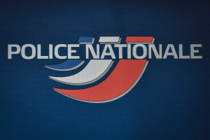 Le logo de la police nationale (illustration).
