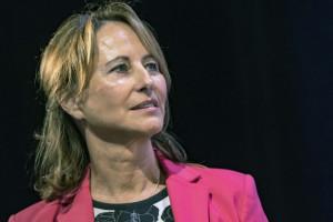 Ségolène Royal, le 14 octobre 2018