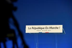 Logo de La République En Marche