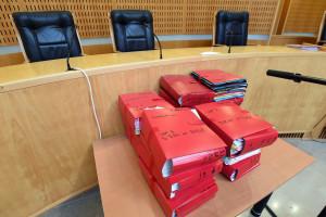 Une salle dans le tribunal de Montpellier (illustration)