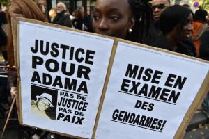 Adama Traoré est mort le 19 juillet lors de son interpellation dans le Val-d'Oise.
