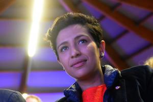 Sarah El Haïry, secrétaire d'État à la Jeunesse.