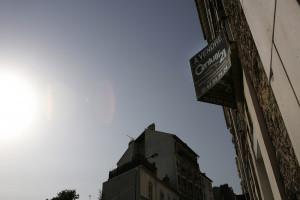 """Un panneau """"à vendre"""" de l'agence immobilière Century 21. (Illustration)"""