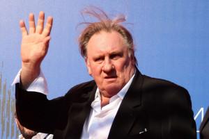 Gérard Depardieu le 5 septembre 2017