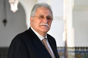 Chems-Eddine Hafiz, recteur de la grande mosquée de Paris